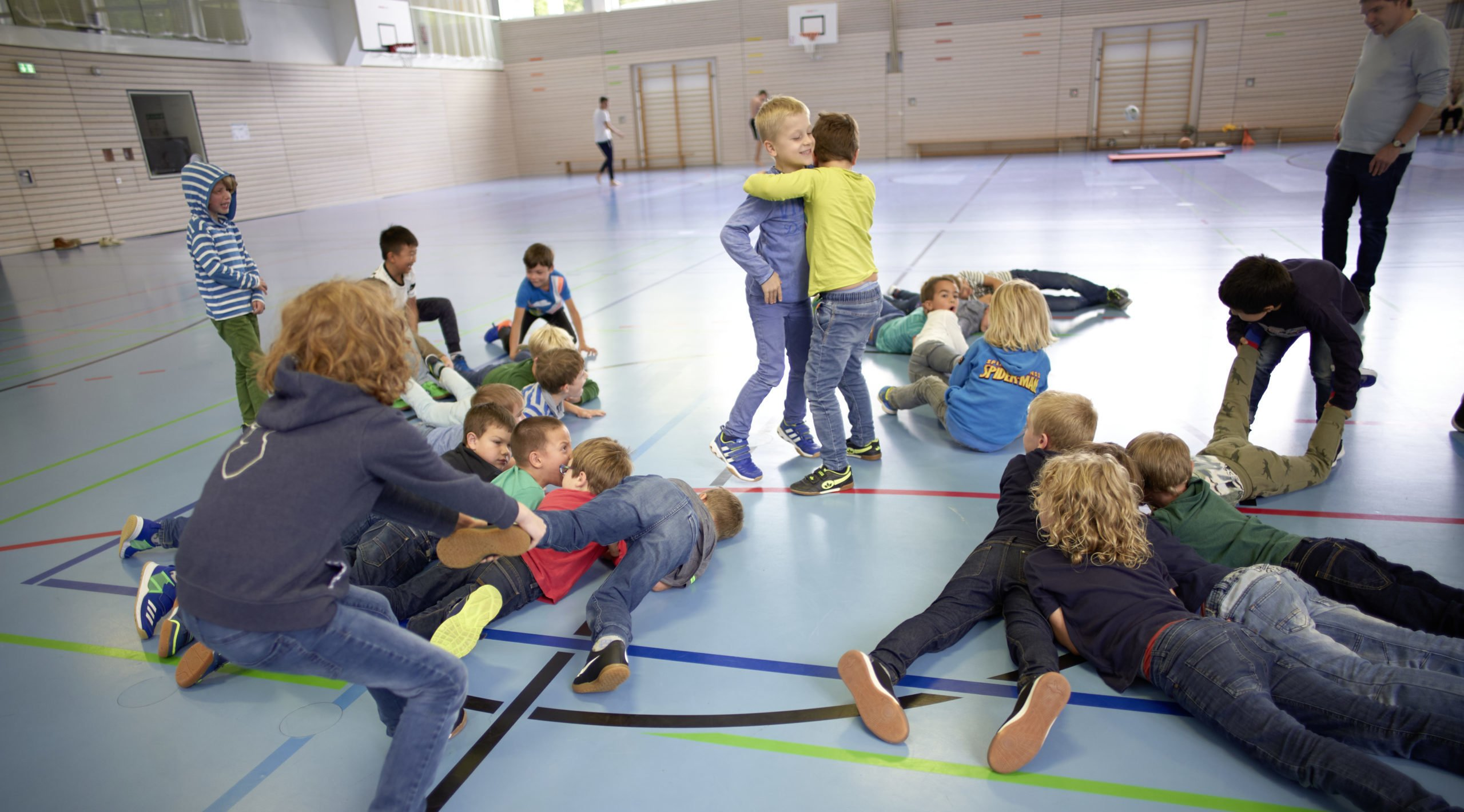 Grundschule-Schulleben-Regensburg