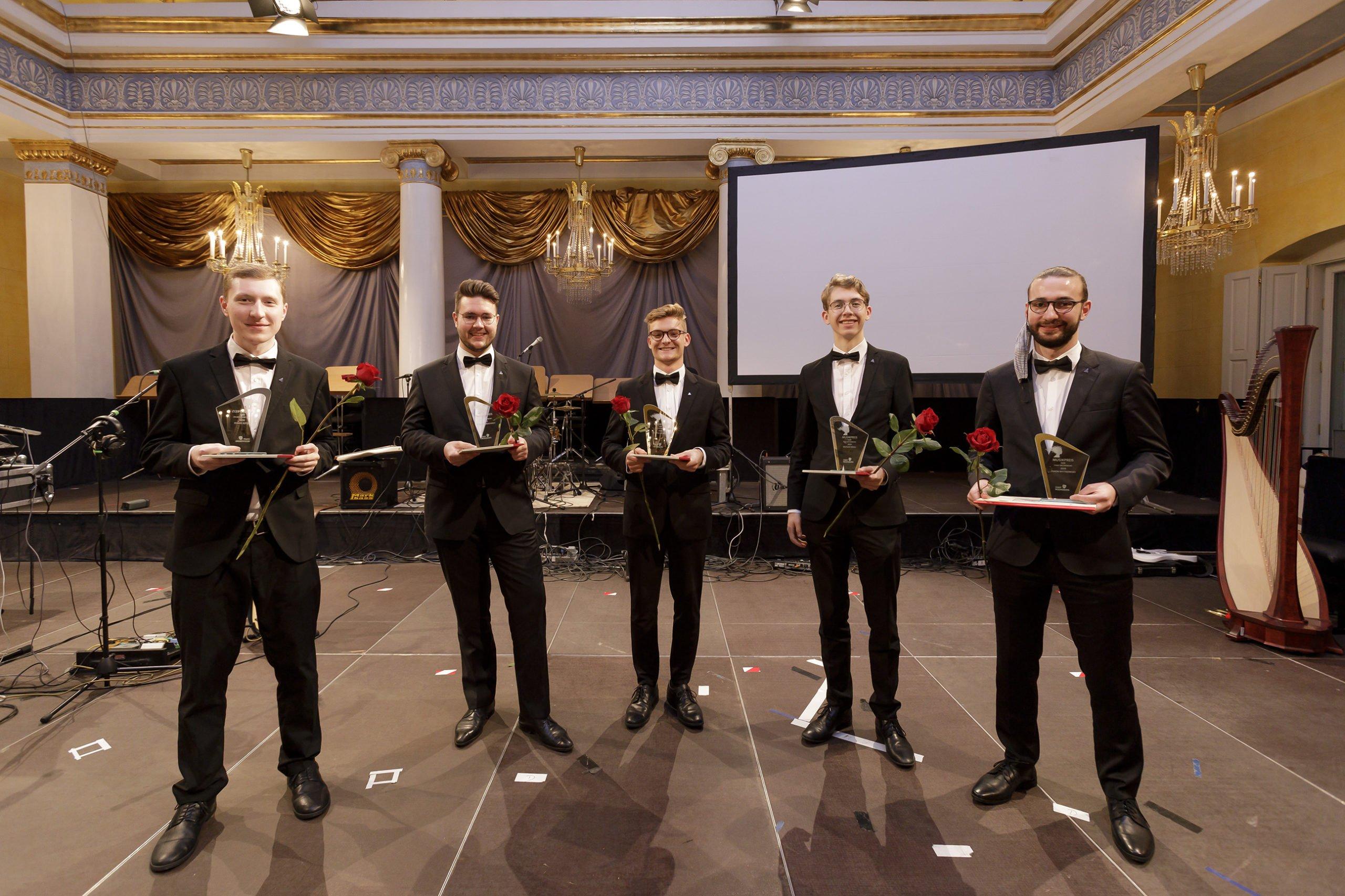 Quintessenz erhielt Musikpreis der Stadt Regensburg