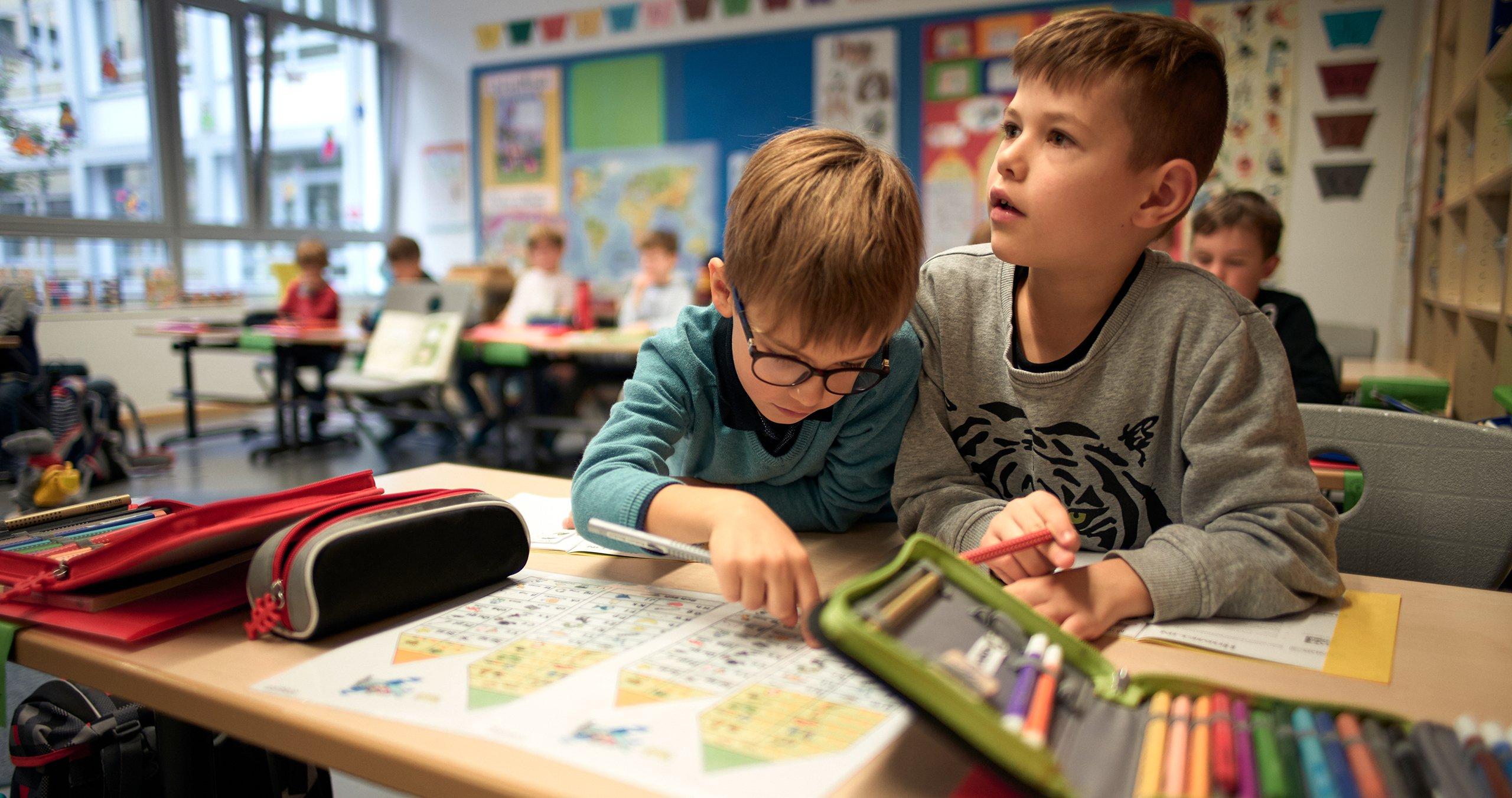 Schuleinschreibung Grundschule 2021