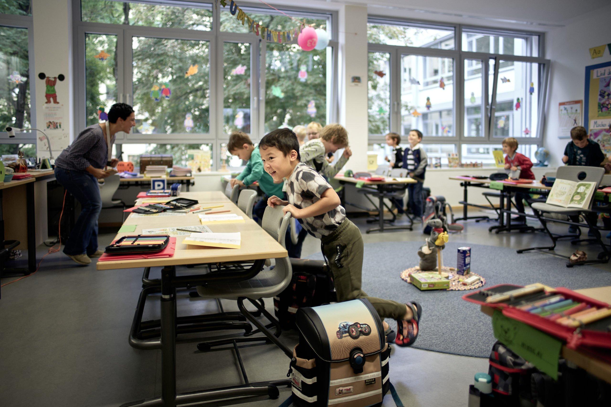 Regensburgs singende Grundschule