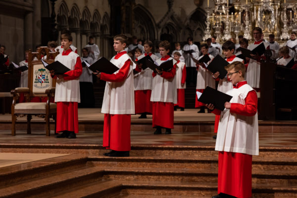 Regensburger Domspatzen Dom St. Peter Erschaffen Foto: Michael Vogl