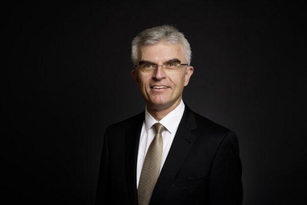 Domkapellmeister Christian Heiß